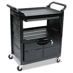 Black in Utility Carts