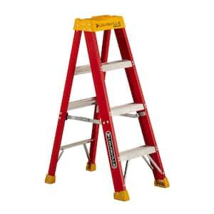 Ladder Height (ft.): 4 ft.
