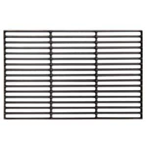 Cast Iron in Grill Grates