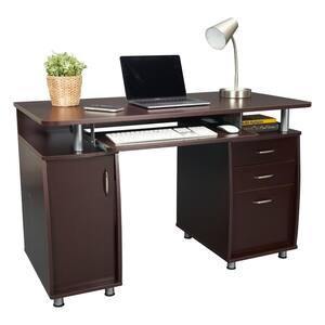 Brown in Computer Desks