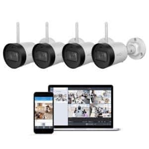 Outdoor in Wireless Security Cameras