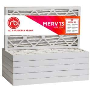 MERV Rating (Minimum Efficiency Reporting Value): MERV 13