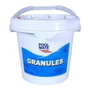 Granulated Pool Shock