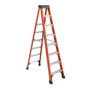 Ladder Height (ft.): 7 ft. in Step Ladders