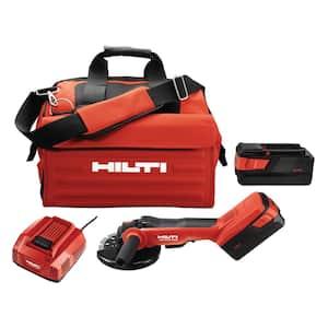 Battery Platform: Hilti 36v