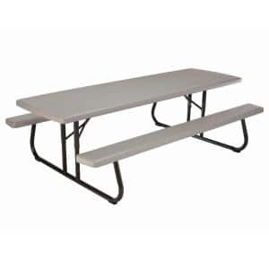 Steel in Picnic Tables