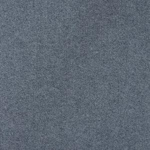 Blue in Carpet Tile