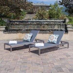 Aluminum Frame in Outdoor Chaise Lounges