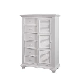 Number of Drawers: 8 drawer