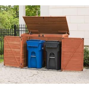 Trash Can Storage