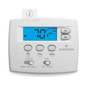 Emerson in Non-Programmable Thermostats