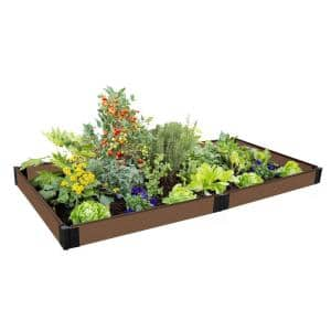 Container Height (in.): Less than 10 in Raised Garden Beds