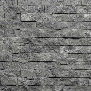 Coverage Area (sq. ft.): 14.25 ft² in Faux Stone Siding