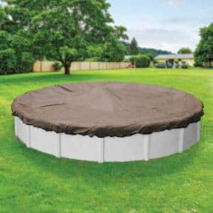 Pool Size: Round-18 ft. in Winter Pool Covers
