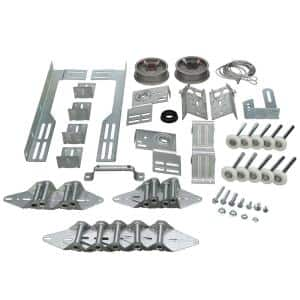 Garage Door Hardware Kit in Garage Door Parts