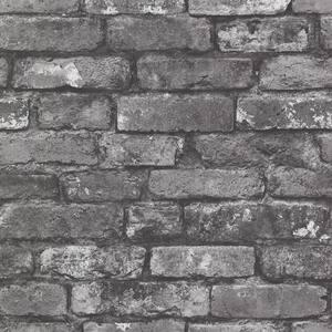 Brick in Wallpaper