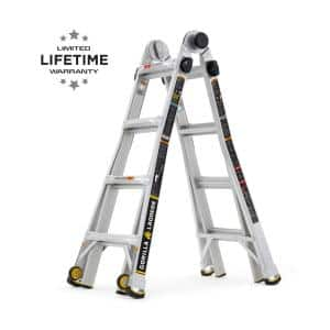 Ladder Height (ft.): 17 ft.