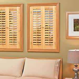 Interior Shutters in Wood Shutters