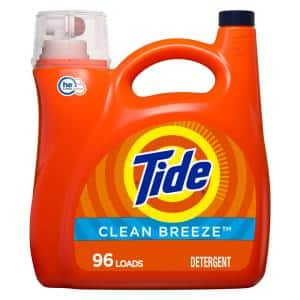 Tide in Laundry Detergents