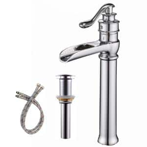 Faucet Hole Fit: 1