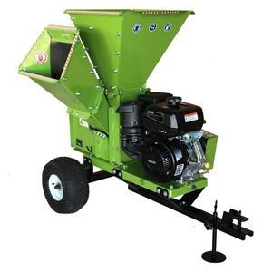 Yardbeast in Gas Wood Chippers