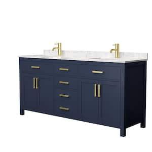 Blue in Bathroom Vanities with Tops