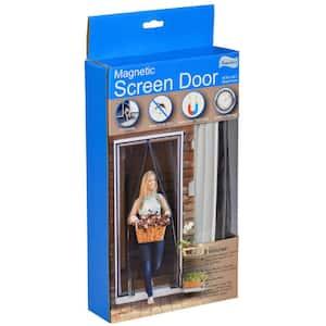 Fiberglass in Screen Doors