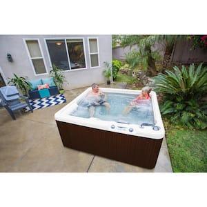 Plug-N-Play in Hot Tubs