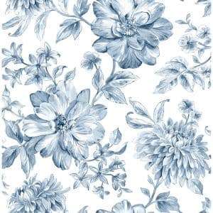 Floral in Wallpaper