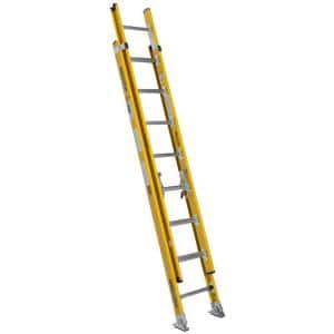 Ladder Rating: Type 1AA - 375 lbs.