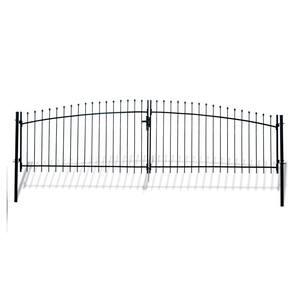 Nominal gate width (ft.): 15