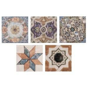 Approximate Tile Size: 3x3