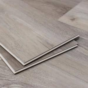 Grey in Vinyl Plank Flooring
