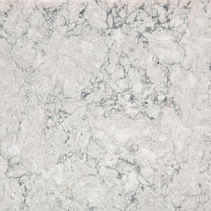 Gray in Quartz Countertops