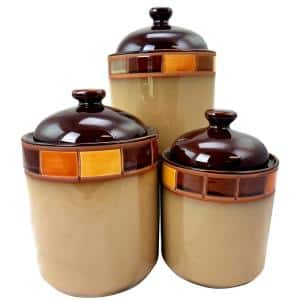 Kitchen Canisters & Jars in Kitchen Canisters