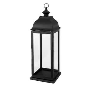 Black in Outdoor Lanterns