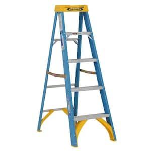 Ladder Height (ft.): 5 ft.
