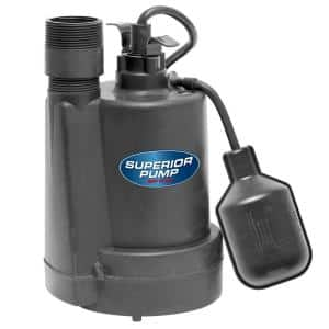 $50 - $100 in Submersible Sump Pumps