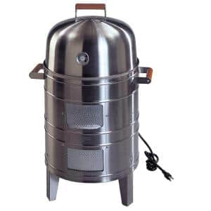 Stainless Steel in Smokers