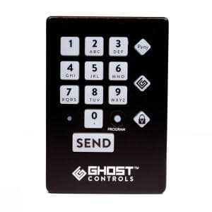 GHOST CONTROLS