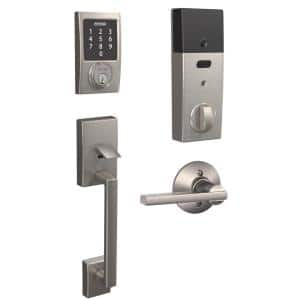Lock with Handleset