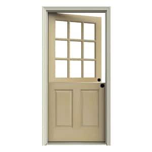 Common Door Sizes (WxH) in.: 30 x 80