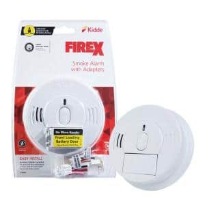 Kidde in Hardwired Smoke Detectors
