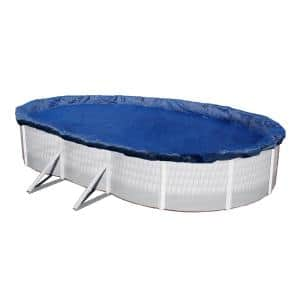 Pool Size: Oval-16 ft. x 25 ft.