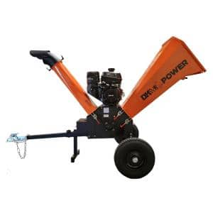 Commercial in Gas Wood Chippers
