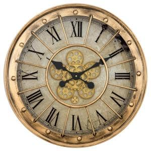 Clock Width: Large (14-23 in.)