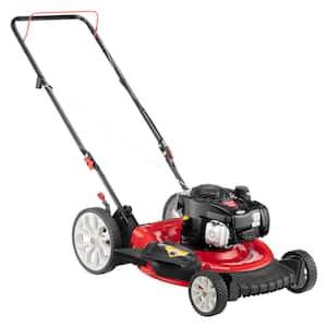Mulching Lawn Mower