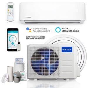 BTU Heat Rating: 24000 BTU in Mini Split Air Conditioners