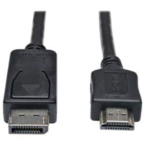 Product Length (ft.): 3 ft in HDMI Cables