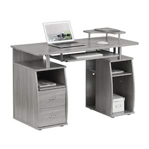 Gray in Computer Desks